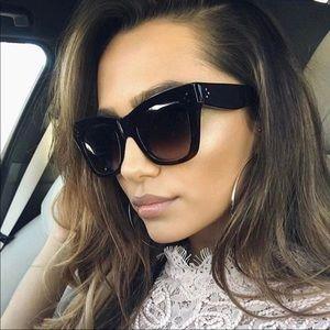 🆕Celinee Black Cat Eye Sunglasses